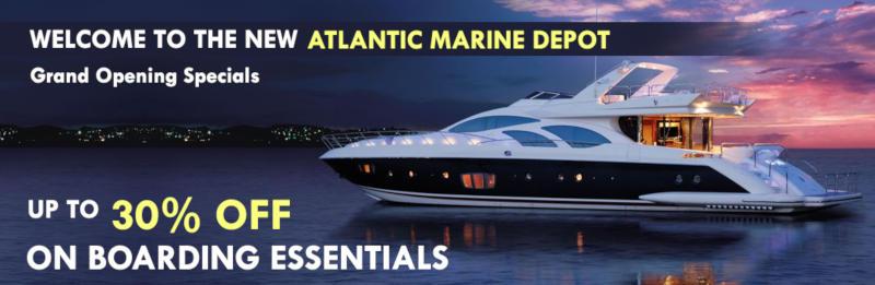 Atlantic Marine Depot – Marine Electronics, Boat Parts