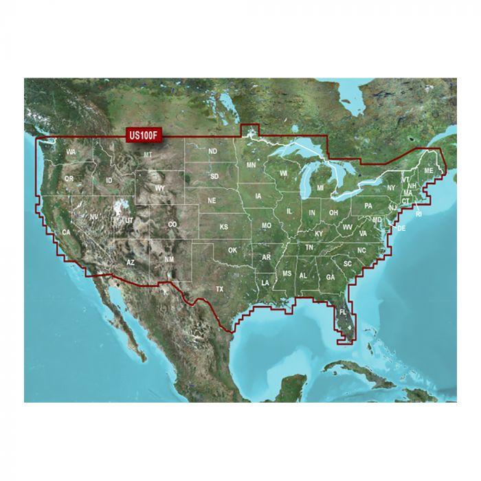 Garmin Inland Lakes