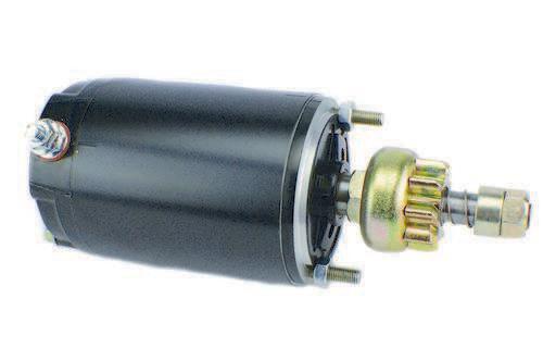Starter for Johnson Evinrude 20-35 HP 2 Cylinder 1980-1998 583473 585059