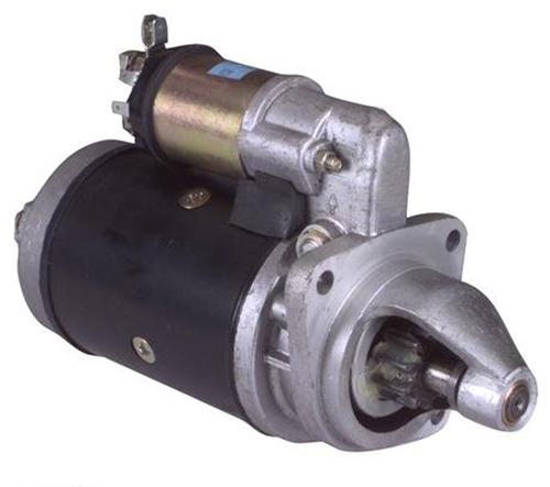 Starter, Inboard, Diesel, Lucas M45  Replacement, Perkins PH150-0003