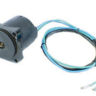 Tilt Trim Motor for Johnson Evinrude Suzuki 4 Bolt 2 Wire 43 Inch Wires 438529