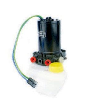 Tilt Trim Pump Motor Reservoir for Volvo Penta SX Drive Oildyne Style 854346-4 PH200-T017