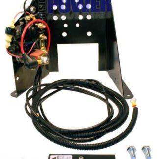 Bracket Trim Pump Steel for Mercruiser Oildyne Prewired Solenoid Harnesses