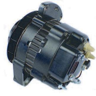 Alternator 55 Amp for Crusader Westerbeke V Belt 3 Ear 1 x 1/2 Inch Mount 39200