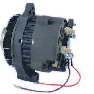 Alternator for Mercruiser 65 Amp Serpentine Belt Mando Marine 807653