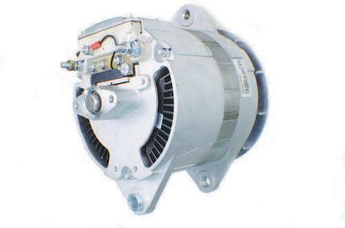 Alternator Cat Cumins Detroit Diesel Leece Neville 130 Amp 12V 2700 J Series