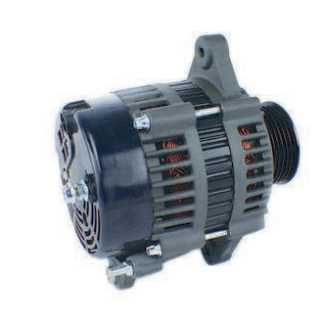 Alternator Marine 70 Amp Delco Mercruiser 4.3L-8.2L Serpentine Belt Internal Fan